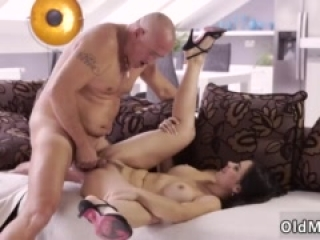 Mom and crony's ally glory hole hot blonde milf with big tits gets fucked