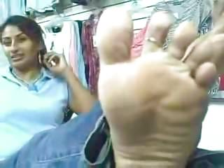 Indian wrinkly soles