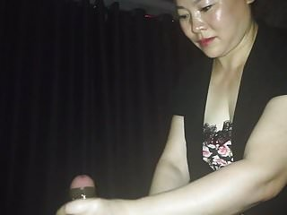 Chinese Indian desi cock massage with cum – Part 1