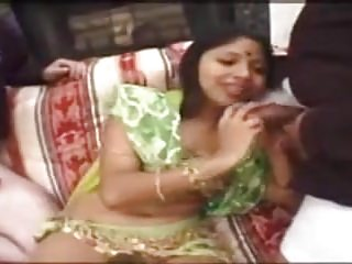 gorgeous bengali milf with small tits and ass
