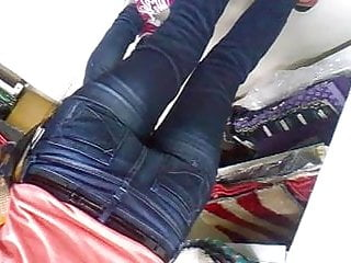 Indian Ass Jeans Gand