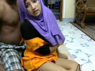 Newly married south indian couple with ultra hot babe WebCam Show (4)