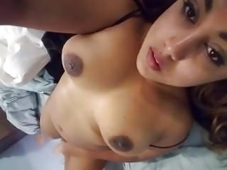 Wife tells story to hubby about hooking up with girls
