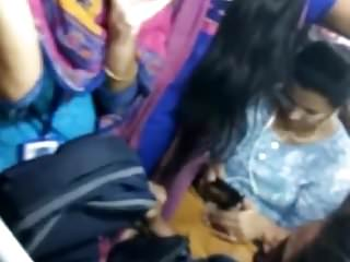 Chennai Bus Groping Competition
