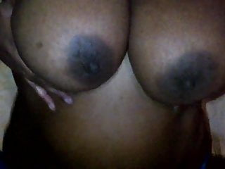 Huge boobs Erect Nipples Mallu Aunty after one year…part 3