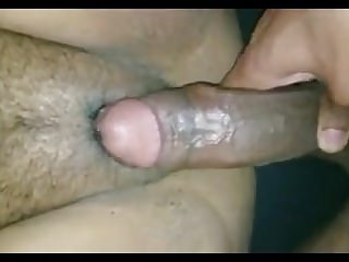 Entering her tight hole