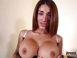 British Priya Young Twin JOI Strip Tease Fantasy