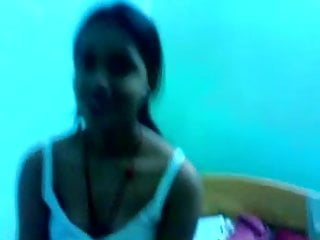 Skinny Indian chick loves to flash