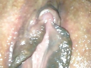 My tite native pussy, all wet
