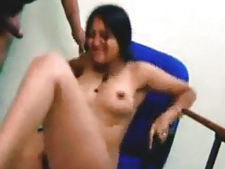 I Fucked My Married Indian Secretary On Her Chair