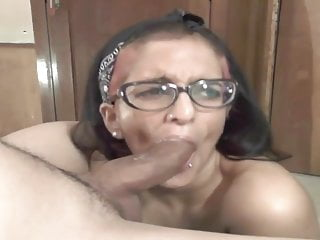 Indian Sloppy Face And Throat Fuck