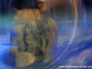 Bollywood Beauty Undresses For Success